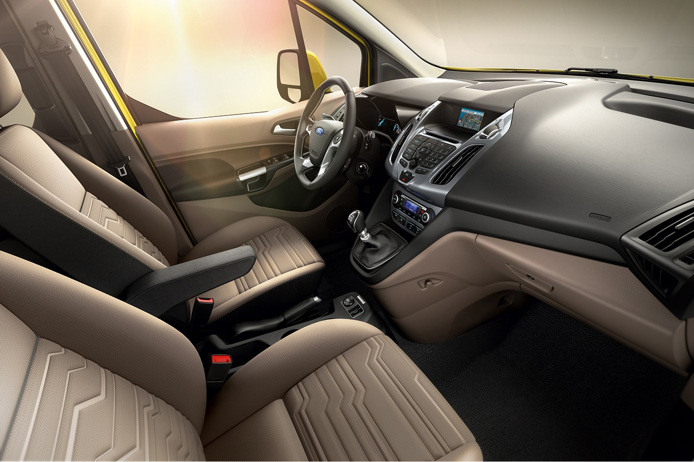 View All Images Of The Ford Grand Tourneo Connect